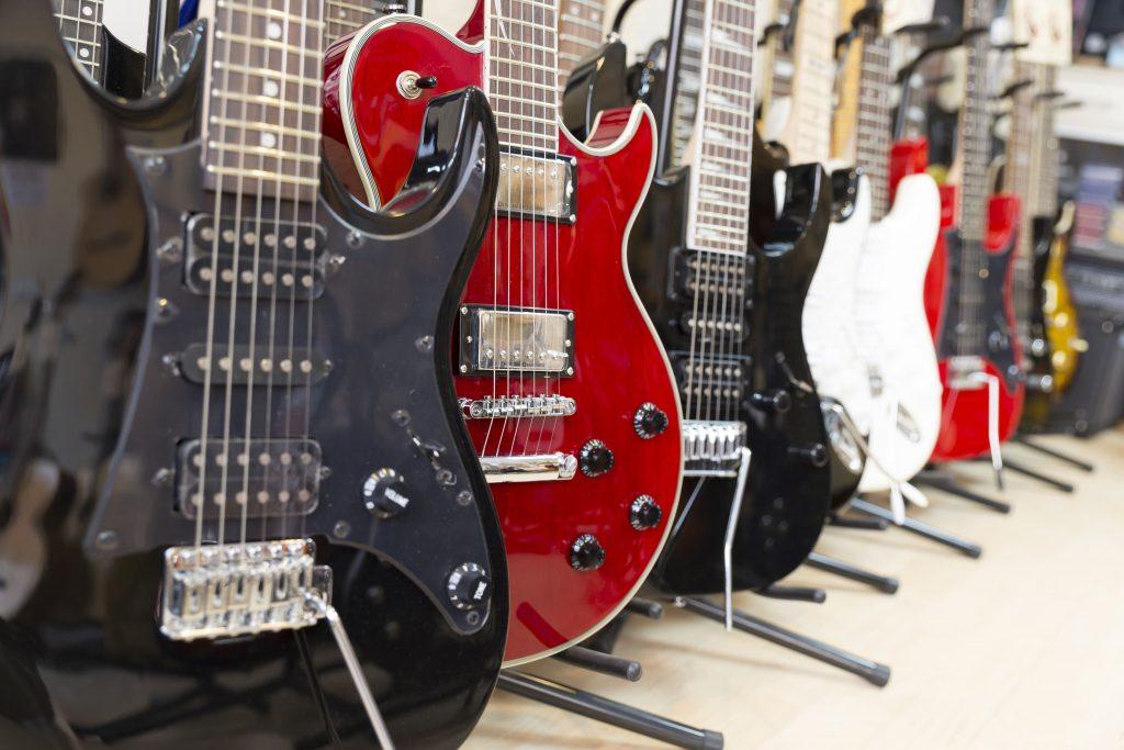 Dicas - Escolha sua guitarra